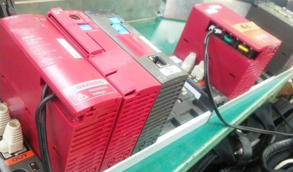 MICREX ラダー開発 ( 富士電機)